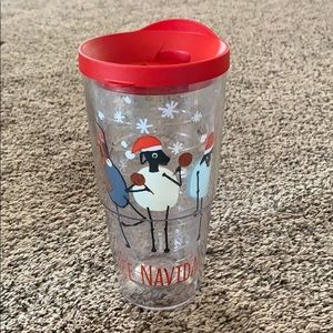 Tervis Holiday insulated cup with lid